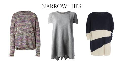 Narrow Hips