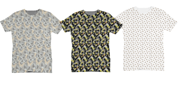 Men's and Women's Printed shirts